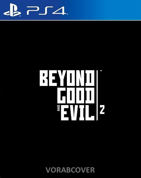 Beyond Good & Evil 2 (German Edition)