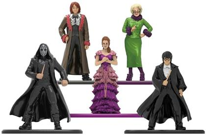 Harry Potter 5-Pack Nanofigs Wave 3A