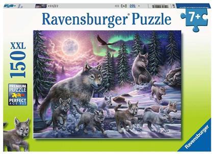 Nordwölfe - 150 XXL-Teile Puzzle
