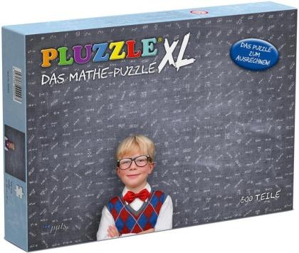 Pluzzle XL: Das Mathepuzzle - 500 Teile Puzzle
