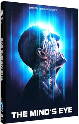 The Mind's Eye (2015) (Cover B, Limited Edition, Mediabook, Blu-ray + DVD)