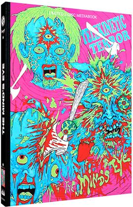 The Mind's Eye (2015) (Cover C, Limited Edition, Mediabook, Blu-ray + DVD)