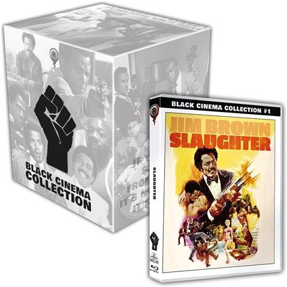 Slaughter (1972) (Black Cinema Collection, inkl. Sammelschuber, Limited Collector's Edition, Blu-ray + DVD)