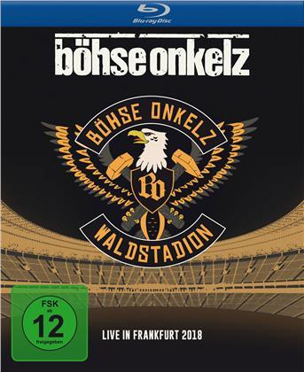 Böhse Onkelz - Waldstadion - Live in Frankfurt 2018 (Digibook)