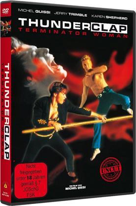 Thunderclap - Terminator Woman (1993) (Uncut)