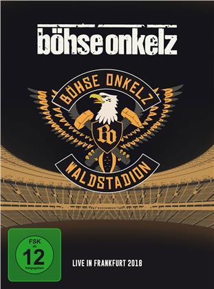 Böhse Onkelz - Live in Frankfurt 2018 (2 DVDs)