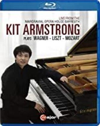 Liszt / Armstrong - Plays Wagner Liszt & Mozart