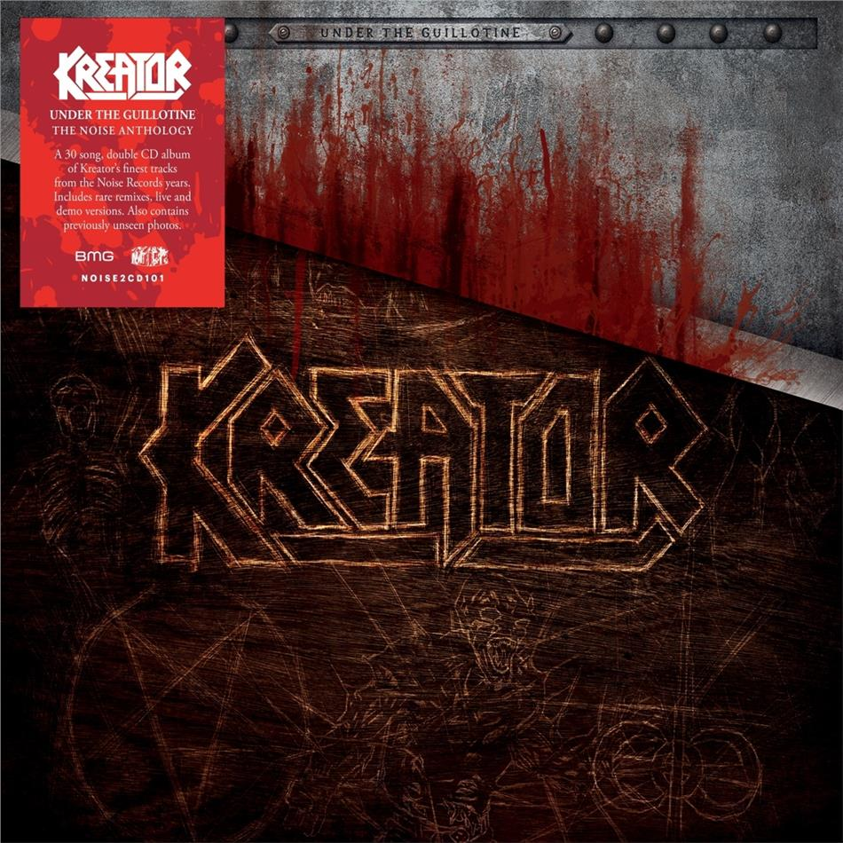 Kreator - Under the Guillotine - The Noise Anthology (2 CDs)
