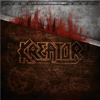 Kreator - Under the Guillotine - The Noise Anthology (Deluxe Box Edition, LP + DVD)
