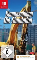 Baumaschinen - Die Simulation - (Code in a Box)