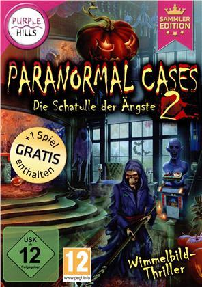 Paranormal Cases 2 - Die Schatulle der Ängste