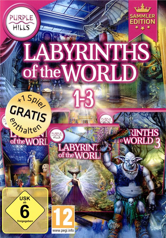 Labyrinths of the World 1-3