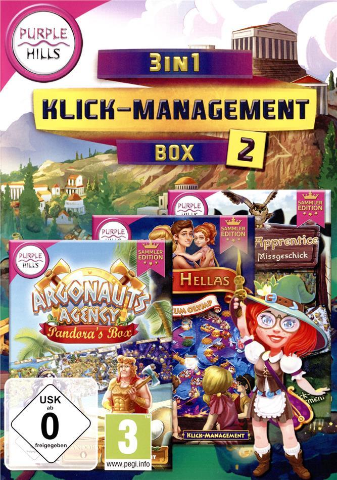 3 in 1 Klickmanagement Box 2