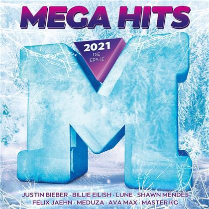 Megahits 2021 - Die Erste (2 CDs)