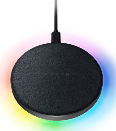 Razer Chroma Charging Pad 10W Fast Wireless Charger