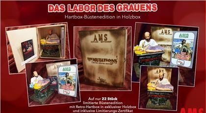 Das Labor des Grauens (1974) (Grosse Hartbox, + Büste, Limited Edition, Special Edition, Holzbox)