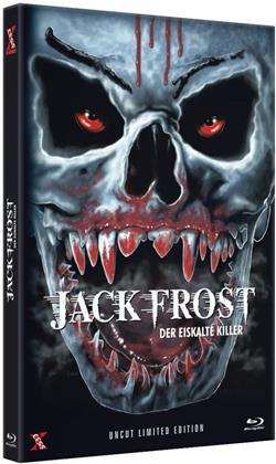 Jack Frost - Der eiskalte Killer (1997) (Grosse Hartbox, Limited Edition, Uncut, Blu-ray + DVD)