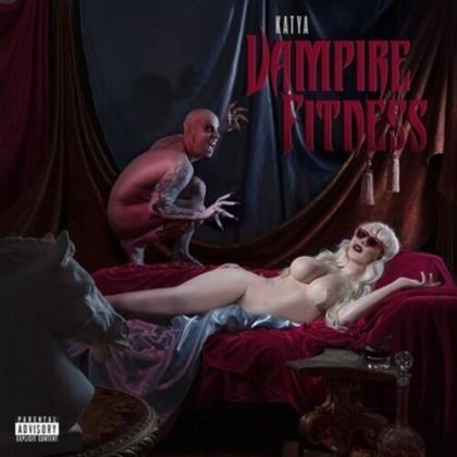 Katya - Vampire Fitness (Limited Edition, White Vinyl, LP)