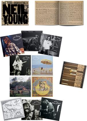 Neil Young - Neil Young Archives Vol. 2 (1972-1982) (10 CDs)