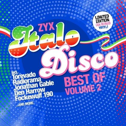 ZYX Italo Disco: Best Of Vol. 2 (2 LPs)