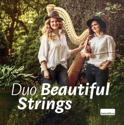 Duo Beautiful Strings, Josef Suk (1874-1935), Deborah Henson-Conant, Orsi Urban, Arvo Pärt (*1935), … - ---