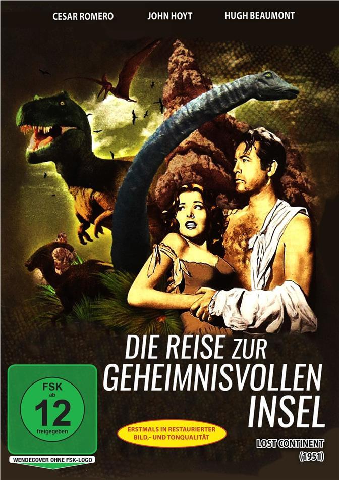 Die Reise zur geheimnisvollen Insel (1951) (s/w)