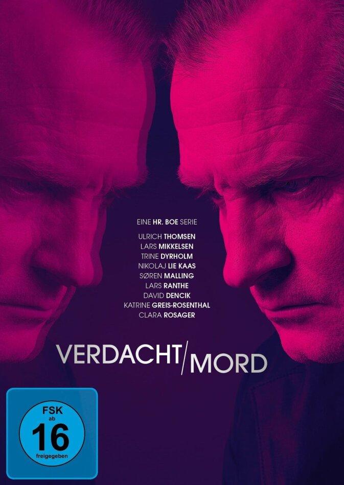 Verdacht/Mord - Staffel 1 (2 DVDs)