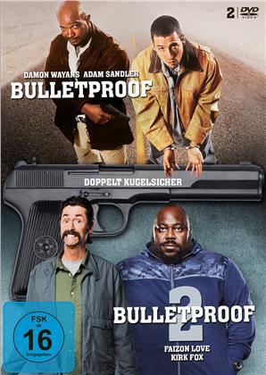 Bulletproof (1996) / Bulletproof 2 (2020) - Double Feature (2 DVDs)