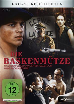 Die Baskenmütze - Mini-Serie (1992) (Grosse Geschichten, 3 DVDs)