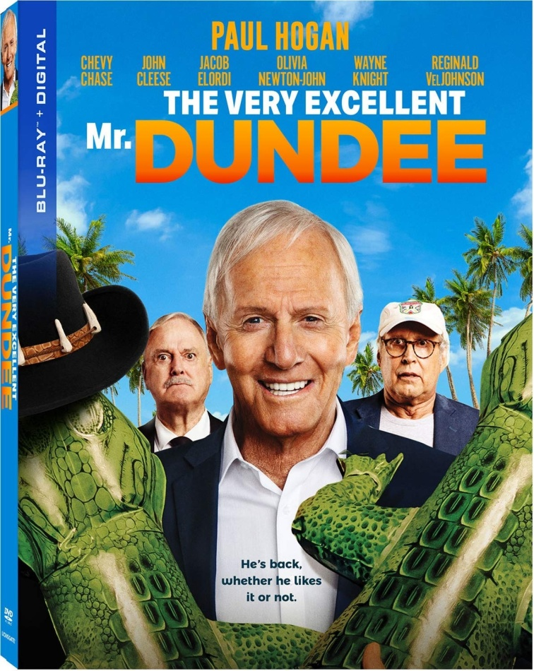 The Very Excellent Mr. Dundee (2020)