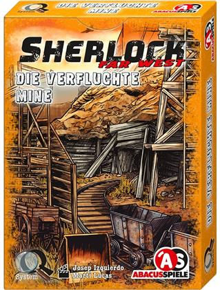 Sherlock Far West - Die verfluchte Mine (MQ5)