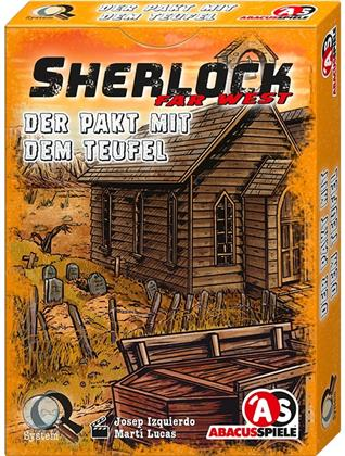 Sherlock Far West - Der Pakt mit dem Teufel (MQ5)