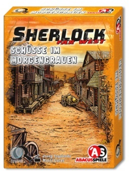 Sherlock Far West - Schüsse im Morgengrauen (MQ5)