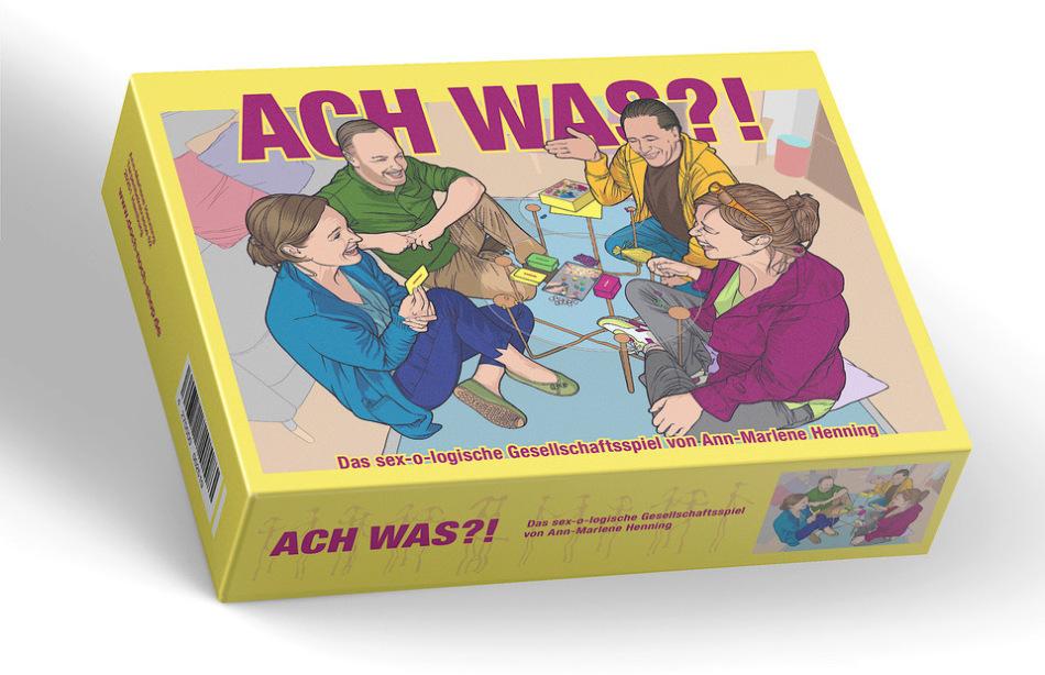 ACH WAS?!