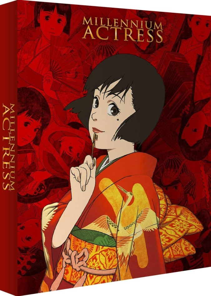 Millennium Actress (2001) (Collector's Edition, 2 Blu-rays)