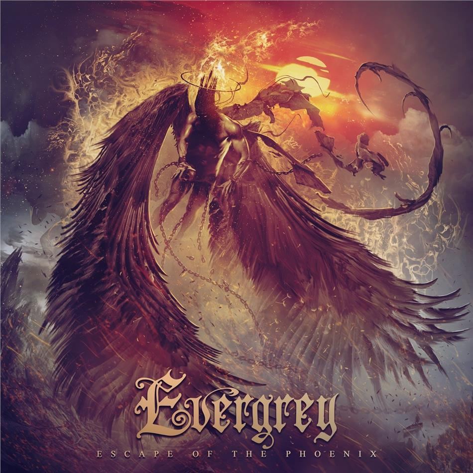 Evergrey - Escape Of The Phoenix (Digipack)