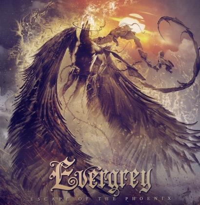 "Evergrey - Escape Of The Phoenix (Limited Artbook, CD + 7"" Single)"