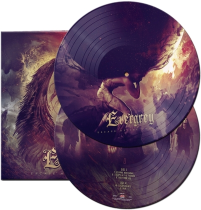Evergrey - Escape Of The Phoenix (Limited Gatefold, Picture Disc, 2 LPs)