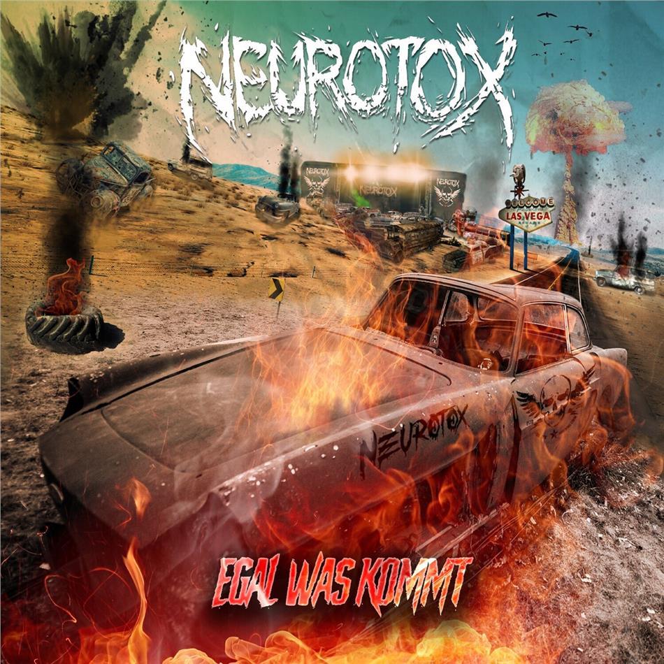 Neurotox - Egal Was Kommt (Digipack)