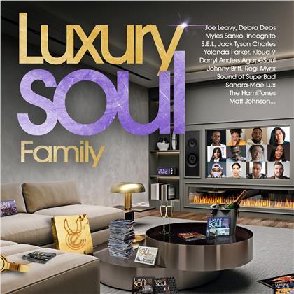 Luxury Soul 2021 (3 CDs)
