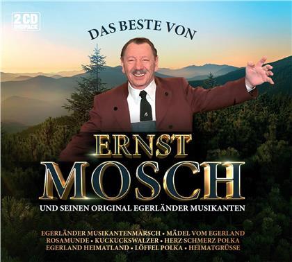 Ernst Mosch und seine Original Egerländer Musikanten - Das Beste von