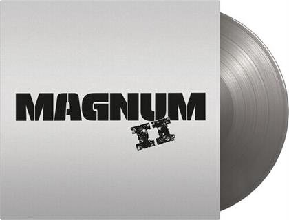 Magnum - II (Music On Vinyl, 2021 Reissue, Limited, Silver Colored Vinyl, LP)