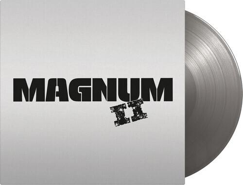 Magnum - II (Music On Vinyl, 2021 Reissue, Limited, Silver Colored Vinyl, LP)