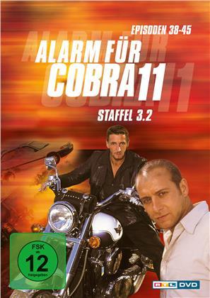 Alarm für Cobra 11 - Staffel 3.2 (Neuauflage, 2 DVDs)