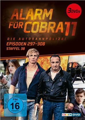 Alarm für Cobra 11 - Staffel 38 (Neuauflage, 3 DVDs)