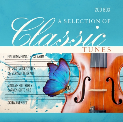 Ludwig van Beethoven (1770-1827), Peter Iljitsch Tschaikowsky (1840-1893) & Georg Friedrich Händel (1685-1759) - The Best In Classic Vol. 1 (2 CDs)