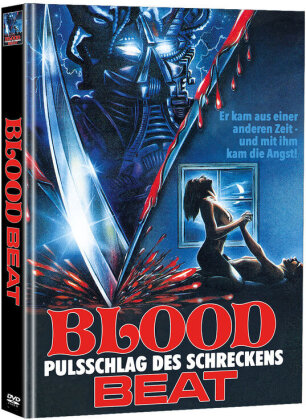 Blood Beat (1983) (Super Spooky Stories, Limited Edition, Mediabook, 2 DVDs)