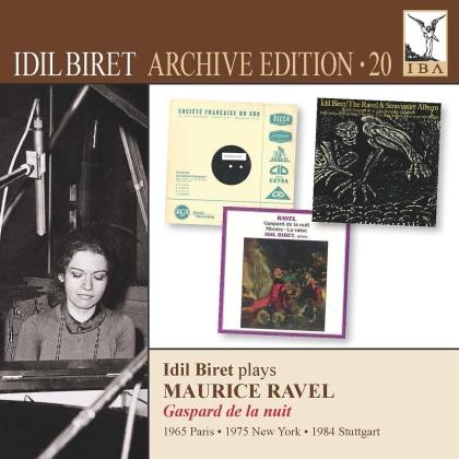 Maurice Ravel (1875-1937) & Idil Biret - Gaspard De La Nuit