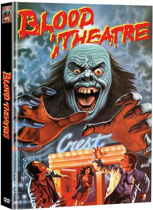 Blood Theatre (1979) (Super Spooky Stories, Limited Edition, Mediabook, 2 DVDs)