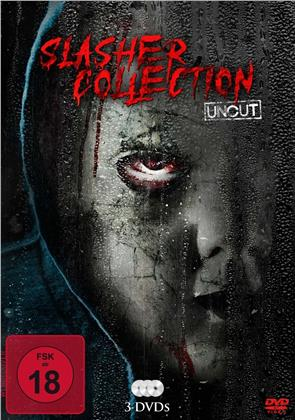 Slasher Collection (Uncut, 3 DVDs)